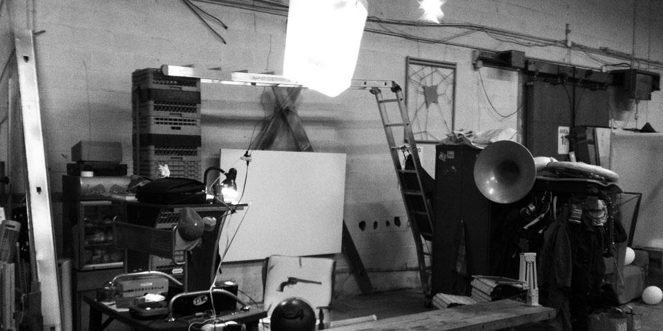 Studio-Shot